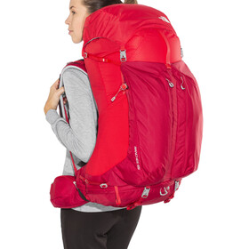 The North Face Banchee 65 - Mochila - rojo
